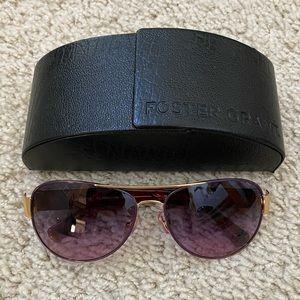 """""""COACH"""" 💜 Classy, Purple Confetti Sunglasses"""